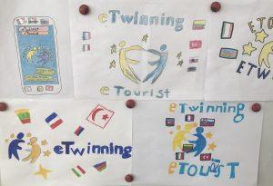 Dar vienas ilgalaikis tarptautinis eTwinning projektas mokykloje
