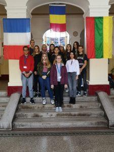 Erasmus+ K2 trišalio projekto susitikimas Rumunijoje