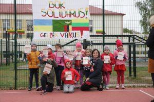 Solidarumo bėgimas 2019