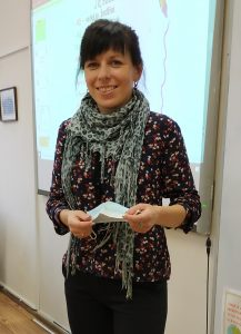 Mokytojos atsidavimas darbui įvertintas premija